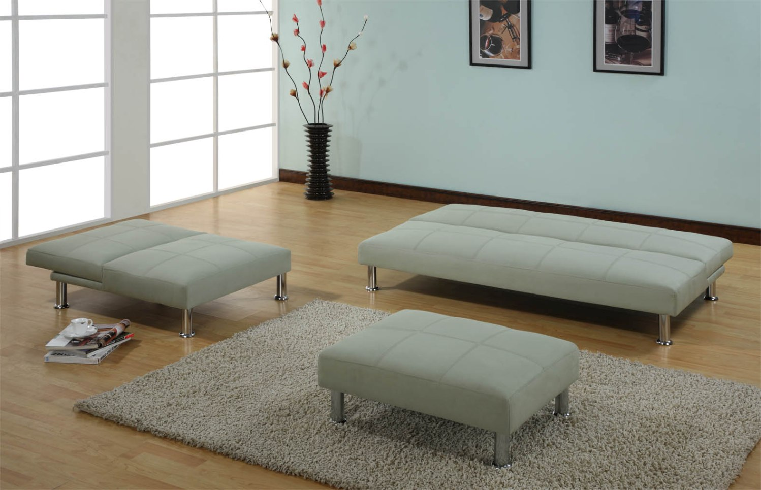 sectional sofa beds for small spaces contemporary italian leather corner sofas twin bed elegant choice 4