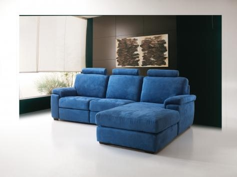 double recliner sofa cover twin convertible bed get the best of 2018 sofas market - blue reclining ...