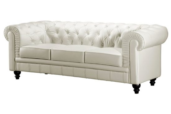 clean leather sofa with damp cloth baker pasha price how to your white keep it bright as ...