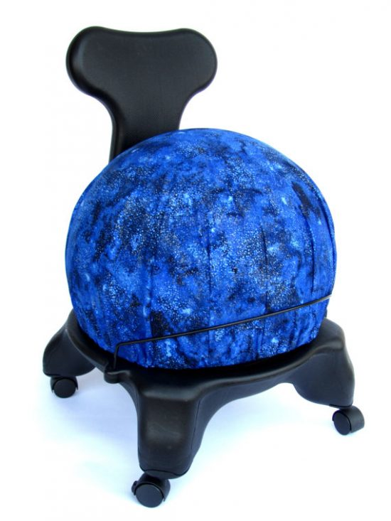 sling chair outdoor ethan allen leather chairs why should you get a balance ball chair? - accent