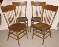 Antique Press-Back Chair Designs You Will Admire - accent ...