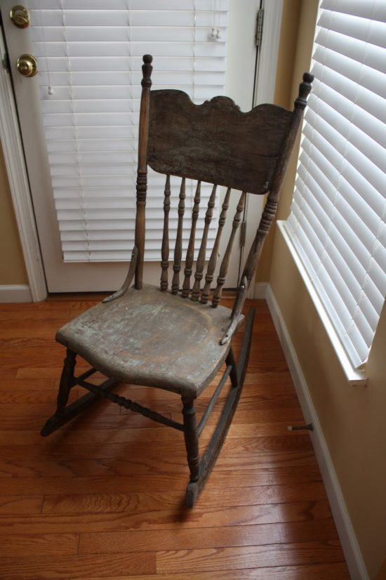 Antique PressBack Chair Designs You Will Admire  accent