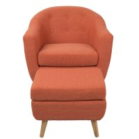 Barrel Chair Buying Guide You Should Read - accent chairs
