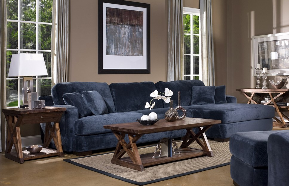 couch covers for reclining sofas roll back sofa denim blue uniquely timeless look in your living ...