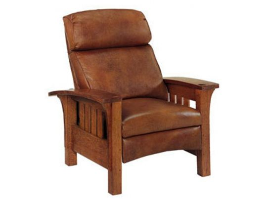 Morris chair The First Trial of Recliner Chairs  accent