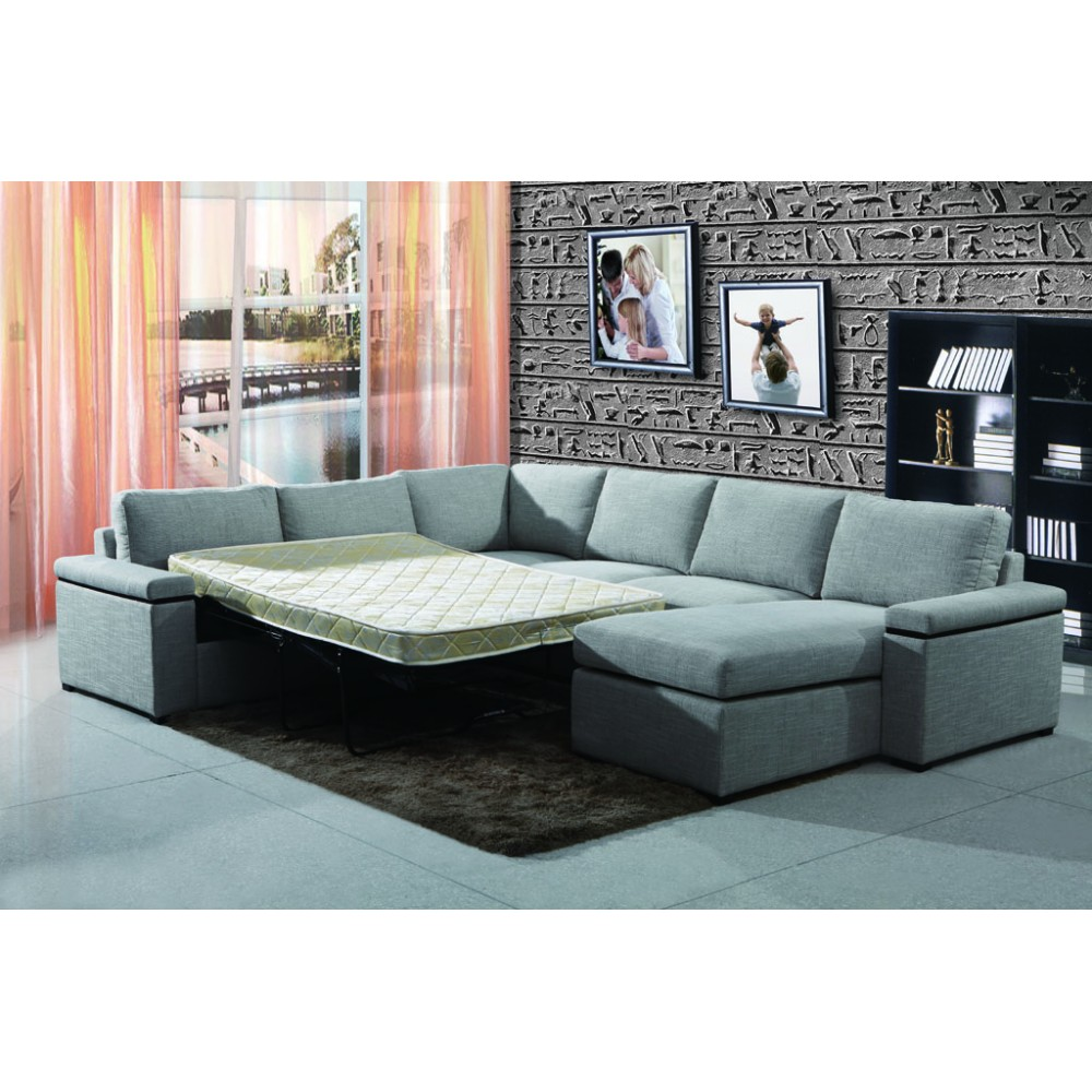 best chaise sleeper sofa chocolate brown sectional with get the in both world functionality and elegance ...