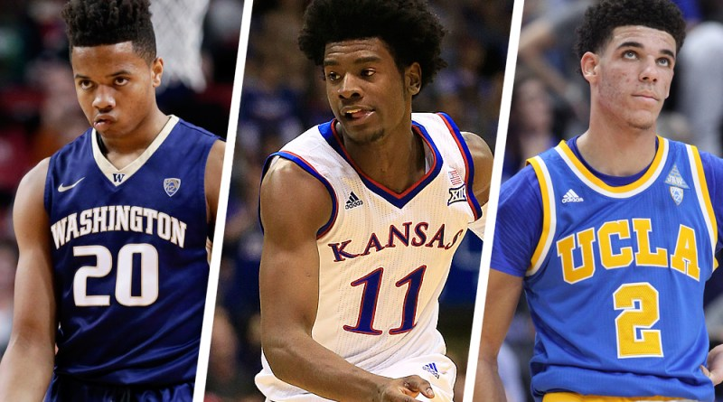 , 2017 NBA Mock Draft: Round 1, Vol. 1