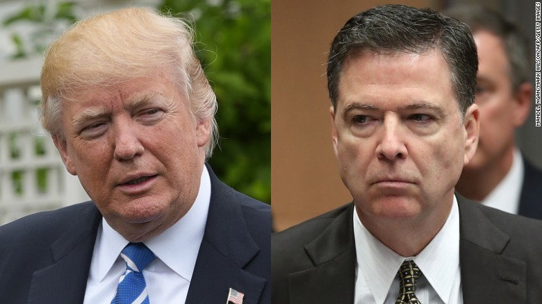 , Trump Fires FBI Director and He Can't Explain Why