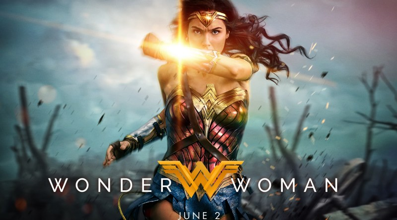 , Couch Guy Reviews: Wonder Woman