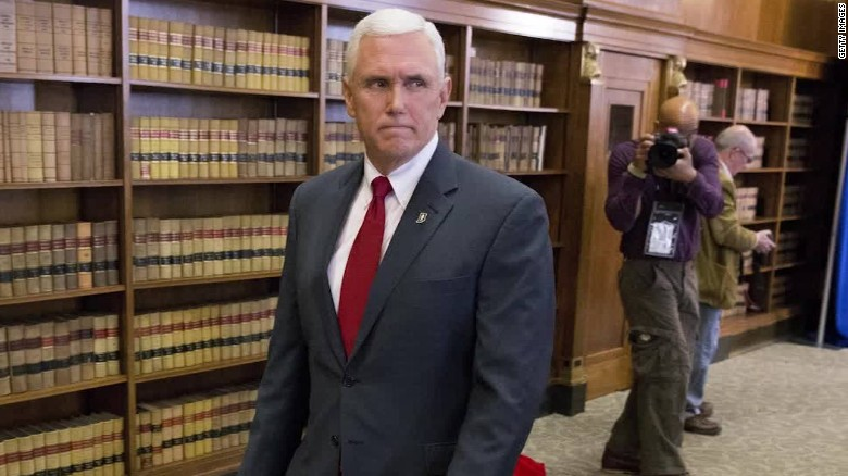 , The Curious Case of Michael R. Pence: The Waiting Game