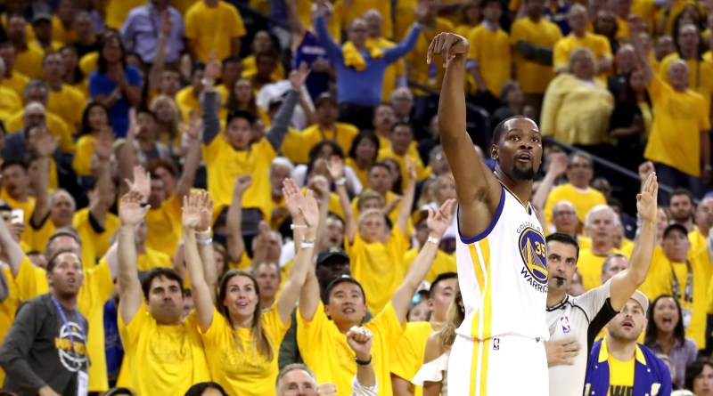 , Kevin Durant Joining the Warriors Didn't Ruin the NBA