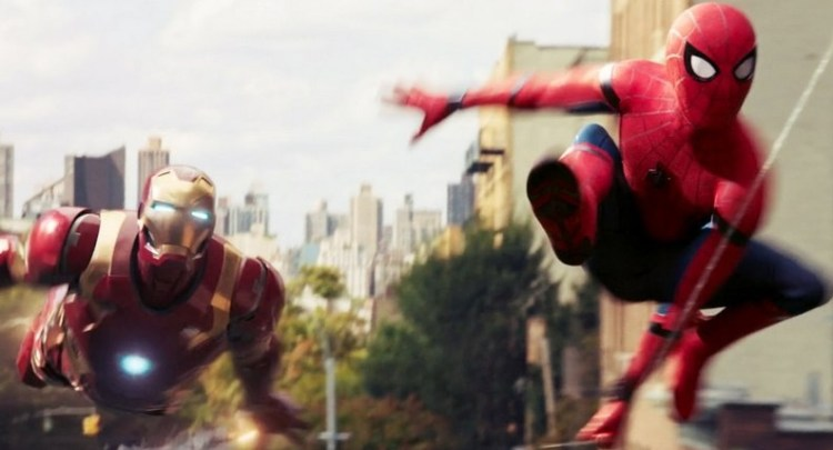 , Couch Guy Reviews: Spider-Man: Homecoming