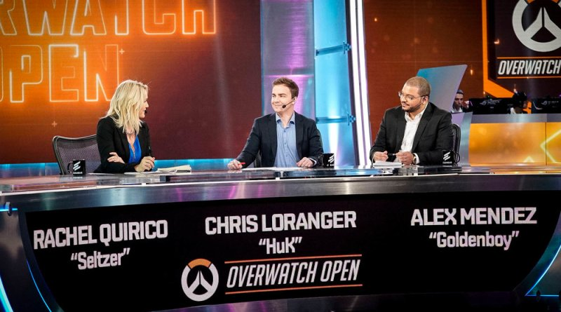 , Kraft's Overwatch Boston Brings in Chris 'HuK' Loranger to Head Team Operations