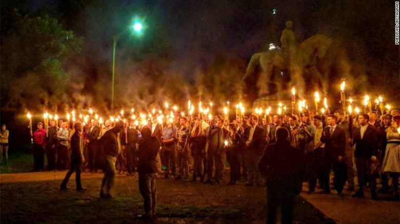 , A Confused Reaction to Charlottesville: Where Do We Go From Here?