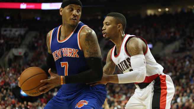 , Carmelo Anthony Will Be On The Move Soon