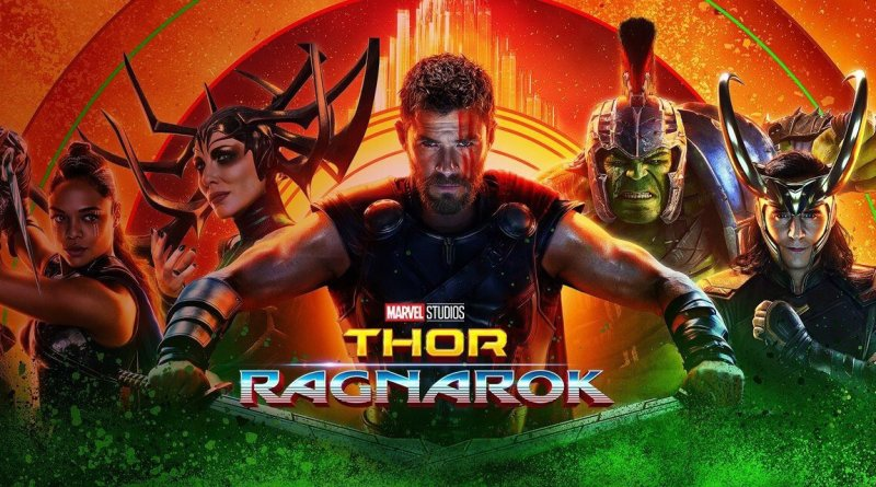 , Couch Guy Reviews: Thor: Ragnarok
