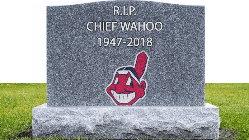 RIP Chief Wahoo