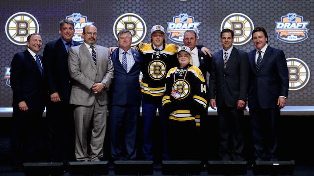 Boston Bruins, The Boston Bruins 2014 Draft Class