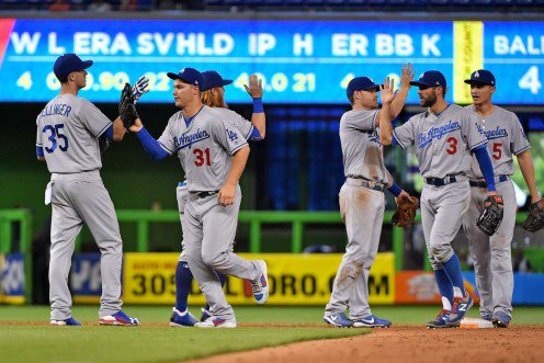 dodgers preview mlb