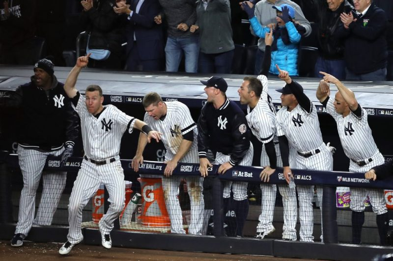League Championship Series - Houston Astros v New York Yankees - Game Four mlb preview