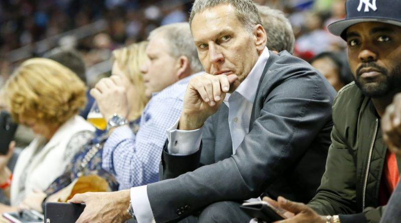 Bryan Colangelo, The 76ers Ownership Met On Tuesday About Bryan Colangelo's Future And The News Could Come Today