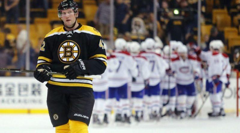 David Backes, Bruins Shopping Backes