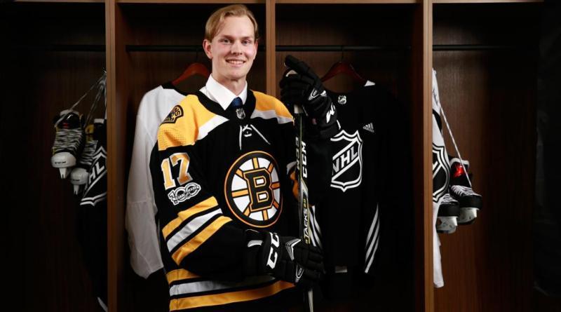 , Urho Vaakanainen Is The Bruins Prospect To Watch This Season