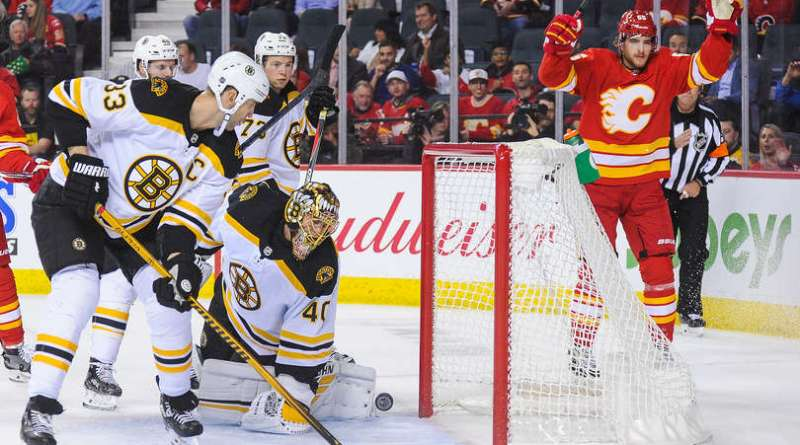 Bruins, Bruins Get Embarrassingly Swept On Western Canada Swing