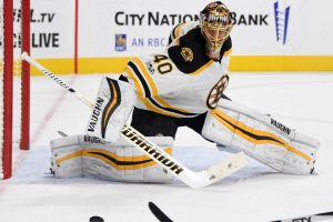, Tuukka Rask Is The Boston Bruins Starting Goalie