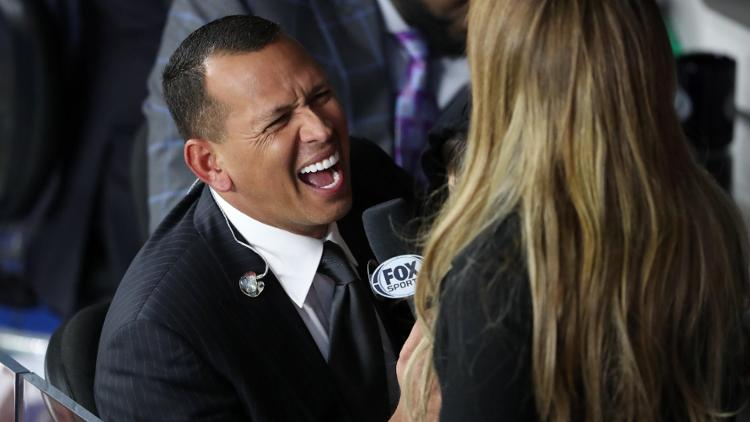 "A-Rod, Red Sox Fans Chanted ""A-Rod Sucks"" While He Was Live On National TV And Sox Fans Are Officially Back"