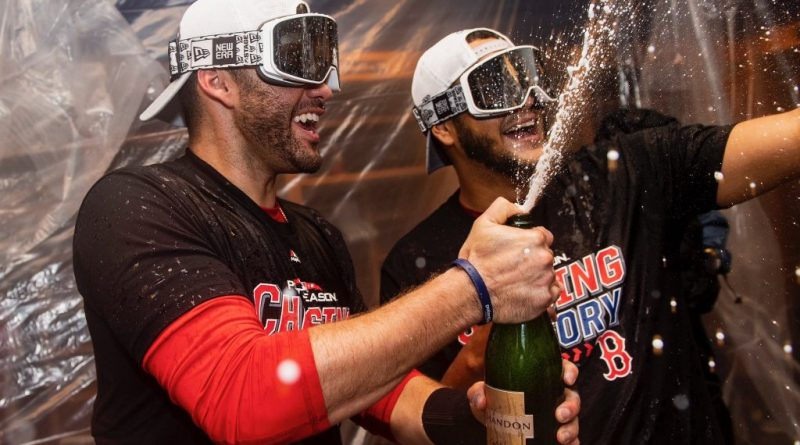 Red Sox, Damage Done: Red Sox Advance to ALCS