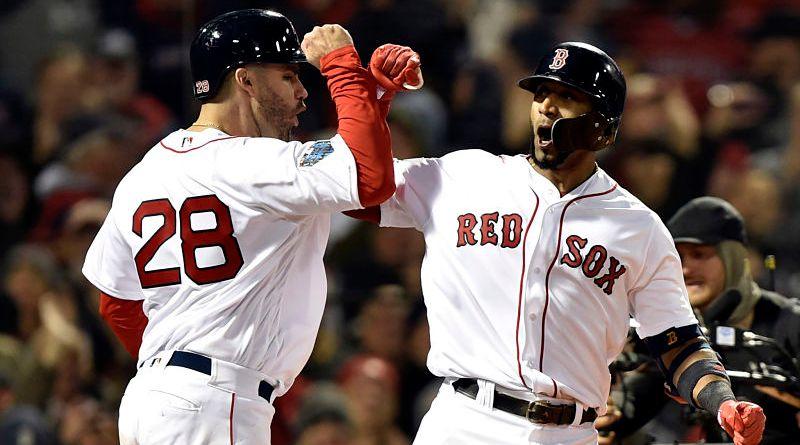 Sox, Tweets I Didn't Tweet: Red Sox/Dodgers World Series Game 1