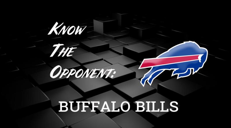Buffalo Bills, Know The Opponent: Buffalo Bills