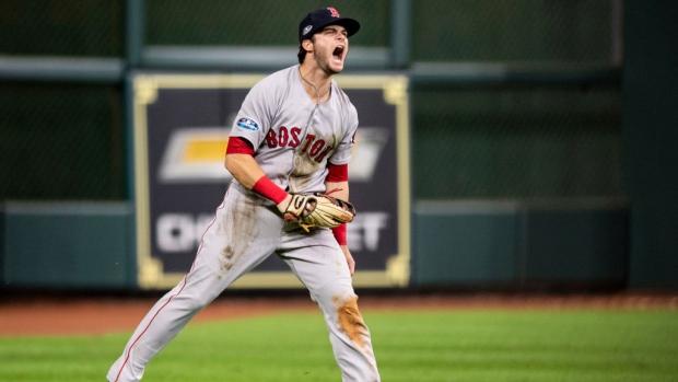 ALCS, Tweets I Didn't Tweet: Red Sox/Astros ALCS Game Four Recap