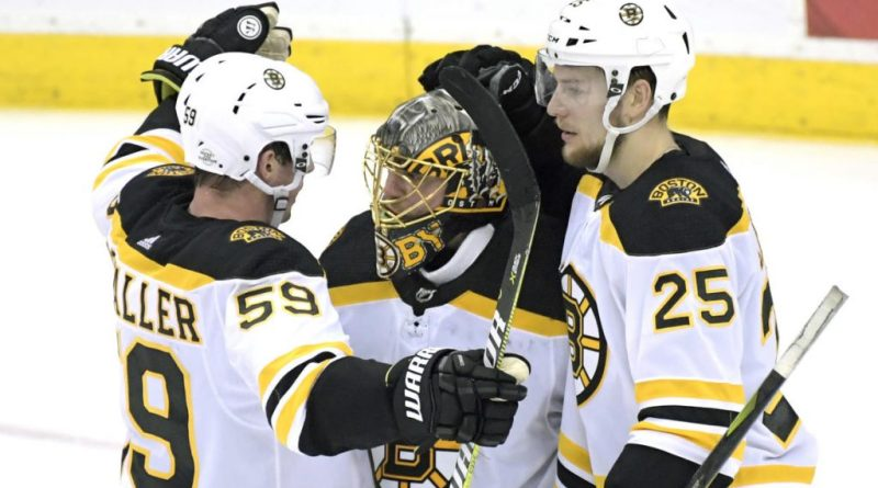 Bruins, Checking In On The Bruins 2018 Free Agent Departures