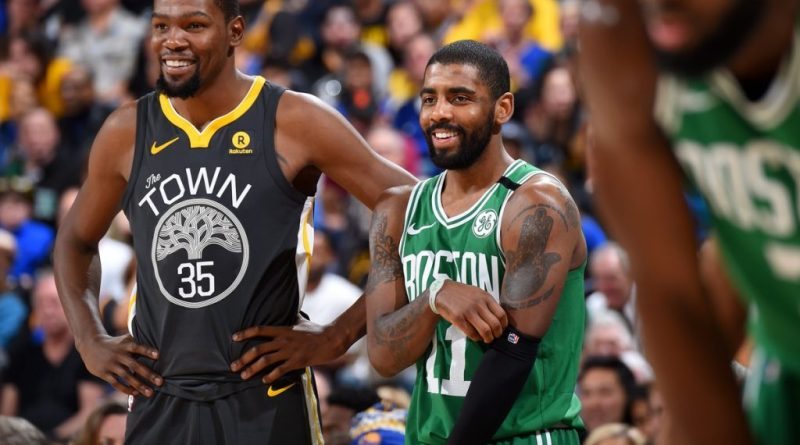 Durant, Kyrie or KD? A Question For Celtics' Fans