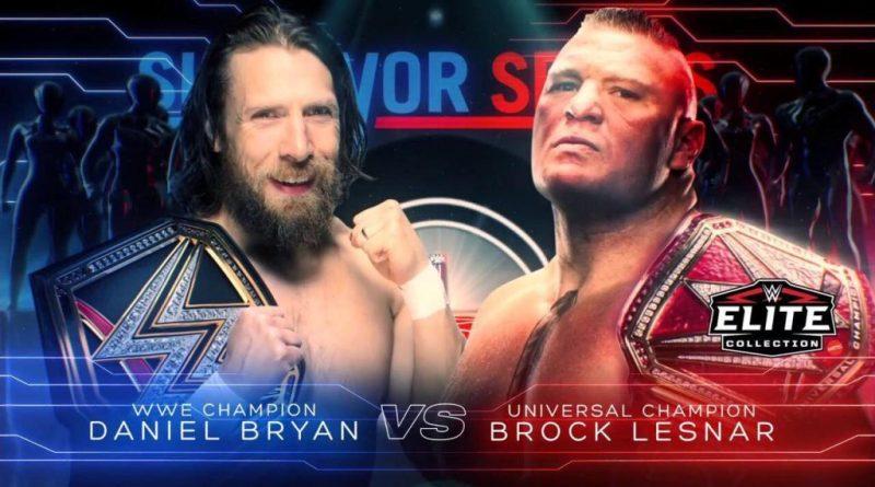 Survivor Series, HUGE Changes to Survivor Series champion vs champion matches following SmackDown Live