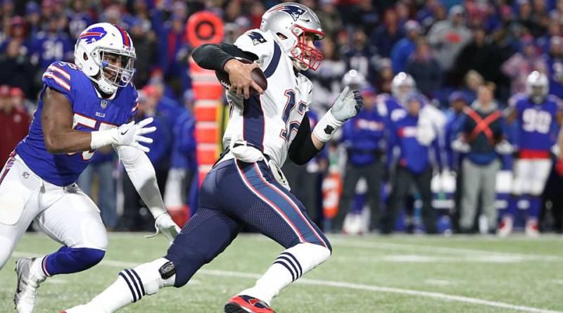 , Patriots v.s. Bills Preview