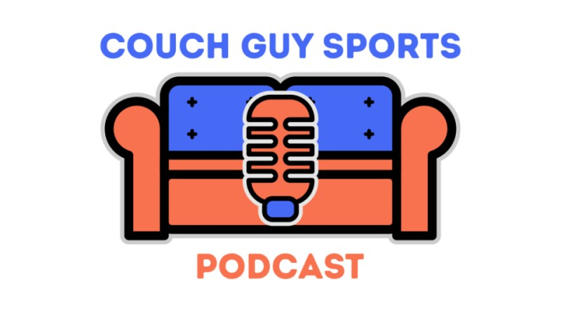 Tom Giles, Couch Guy Sports Podcast Ep. 95 Ft. Tom Giles of NBC Sports Boston Interview | Patriots Are Champs AGAIN | Anthony Davis Saga Continues