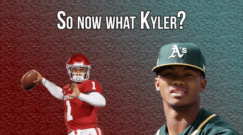 Kyler Murray, Kyler Murray Declares For NFL Draft
