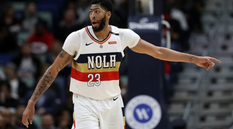 , Anthony Davis Booed by Pelicans Fans After Return From Injury