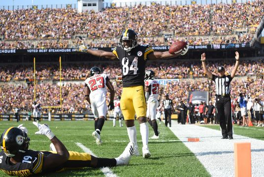 Antonio Brown, Antonio Brown Drops A Thank You Video To Steeler Nation And Basically Solidifies That He's Done With Pittsburgh