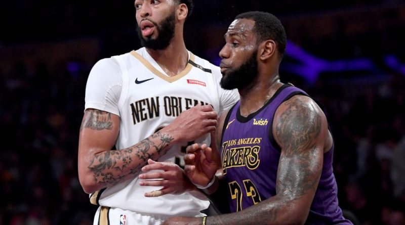 Lakers, Is the Lakers Offering their Whole Team for Davis a Bad Move?