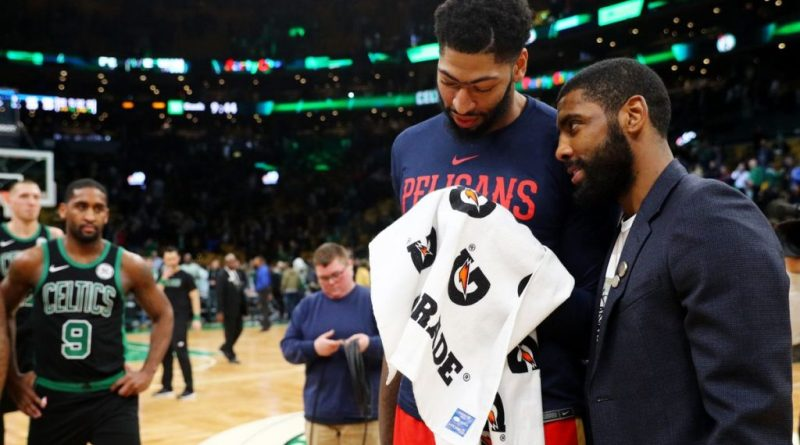 Anthony Davis, Rationalization For Trading Jayson Tatum For Anthony Davis Relates to the Red Sox Chris Sale Deal