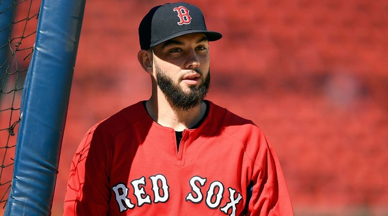 Red Sox catchers, One of the Red Sox Catchers Is Getting Nixed Before the Season