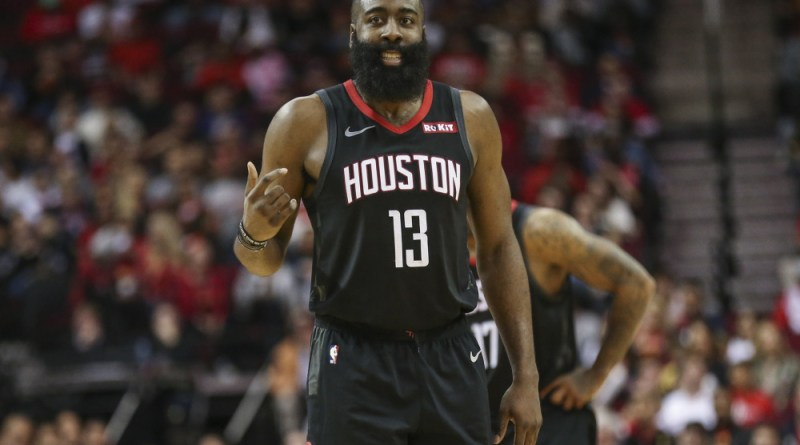 Harden, The Fact That James Harden Never Gets Called For Traveling With This Move Is WILD