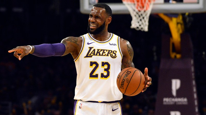 LeBron, The Disrespect LeBron James is Giving to Lakers Fans Is Baffling