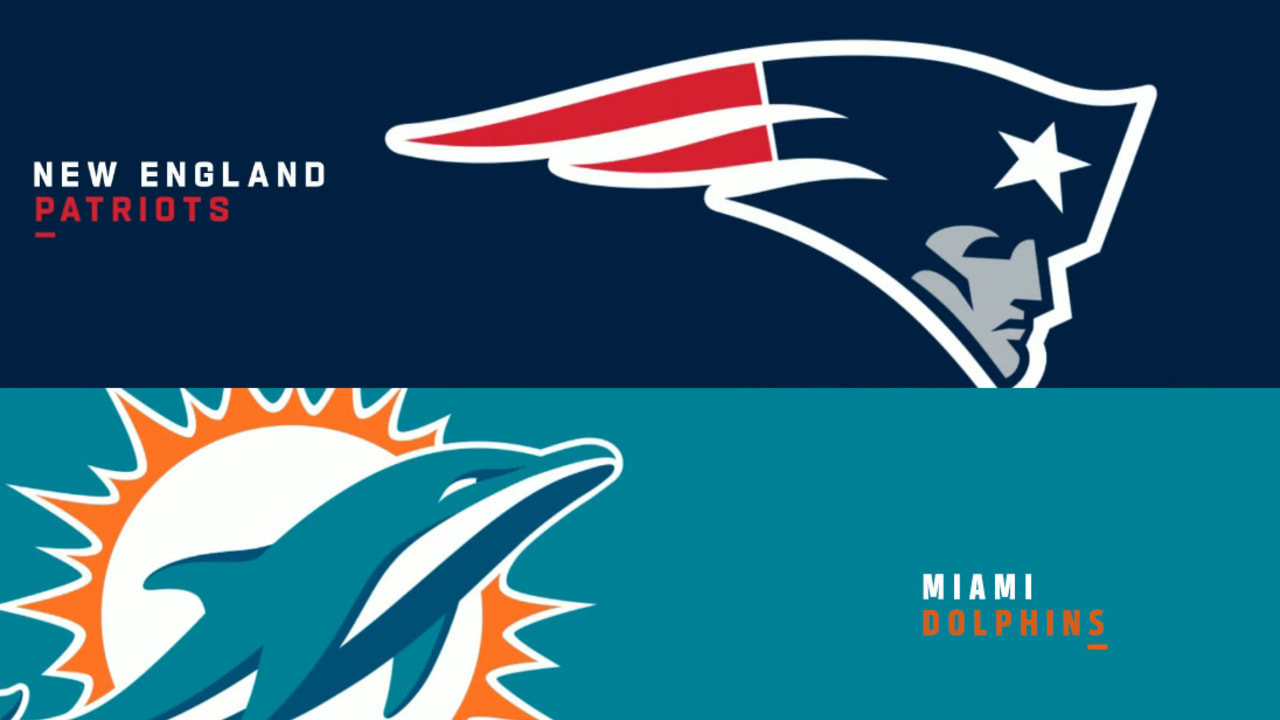 Football is BACK Baby!: Patriots v.s. Dolphins Preview -