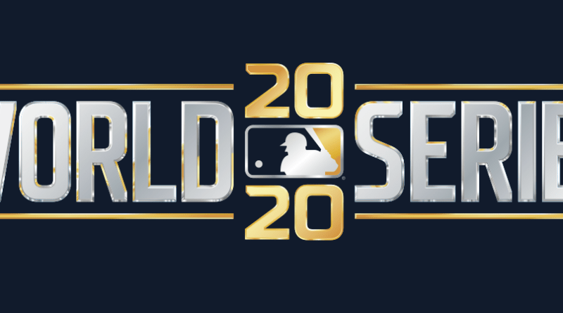 logo of the 2020 World Series