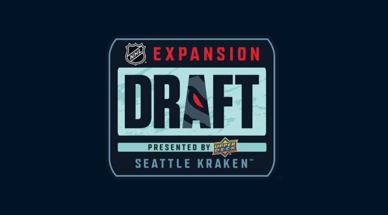 2021 Seattle Kraken Expansion Draft Logo